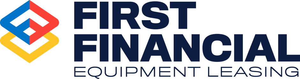 First-Financial-equipment-leasing-logo
